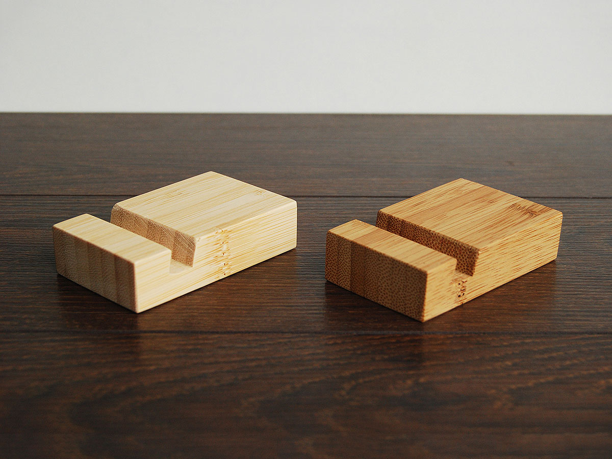 Bamboo Iphone Stand Tiny 06