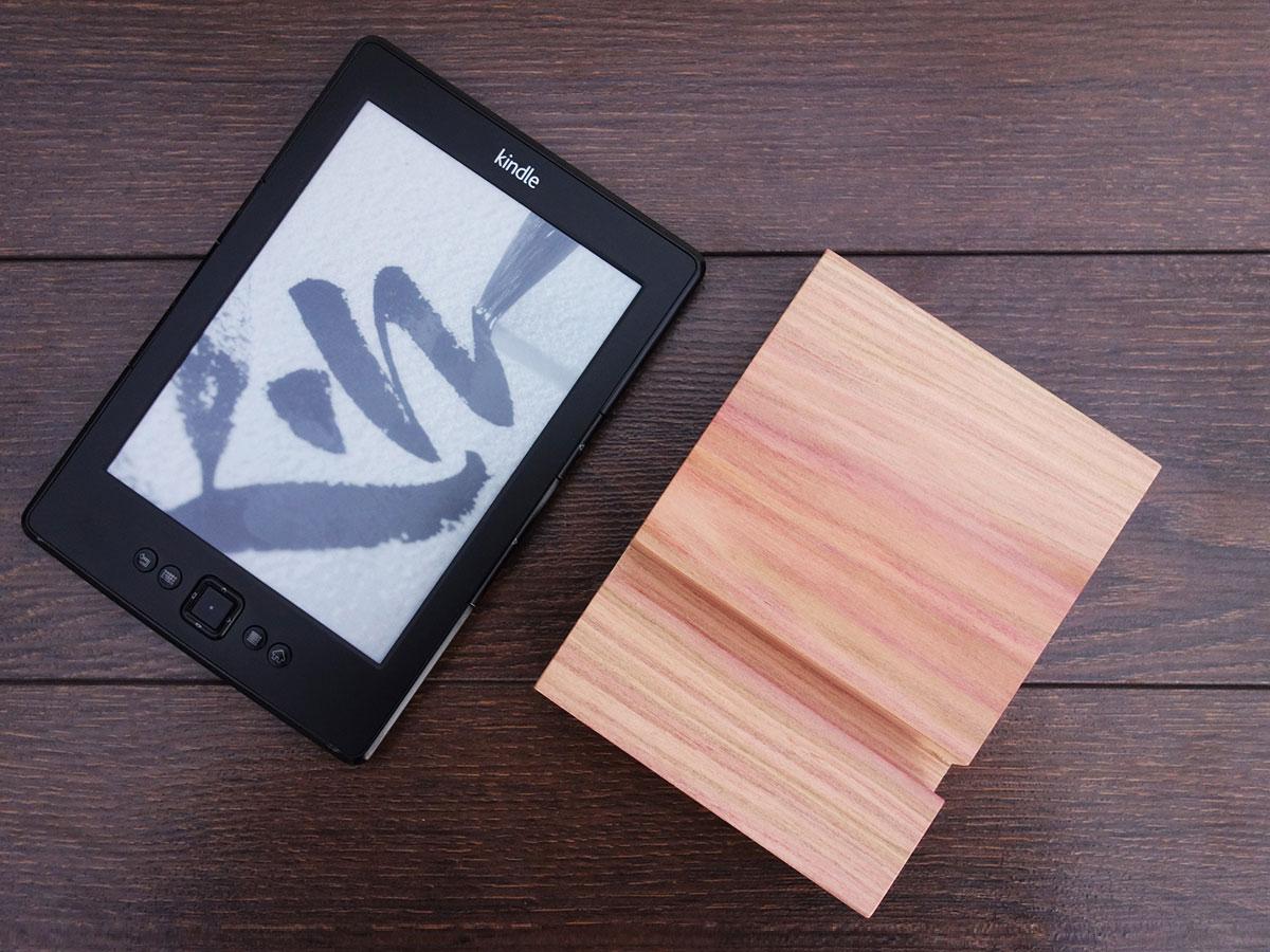 Wood Ipad Stand 1310 Plum 02