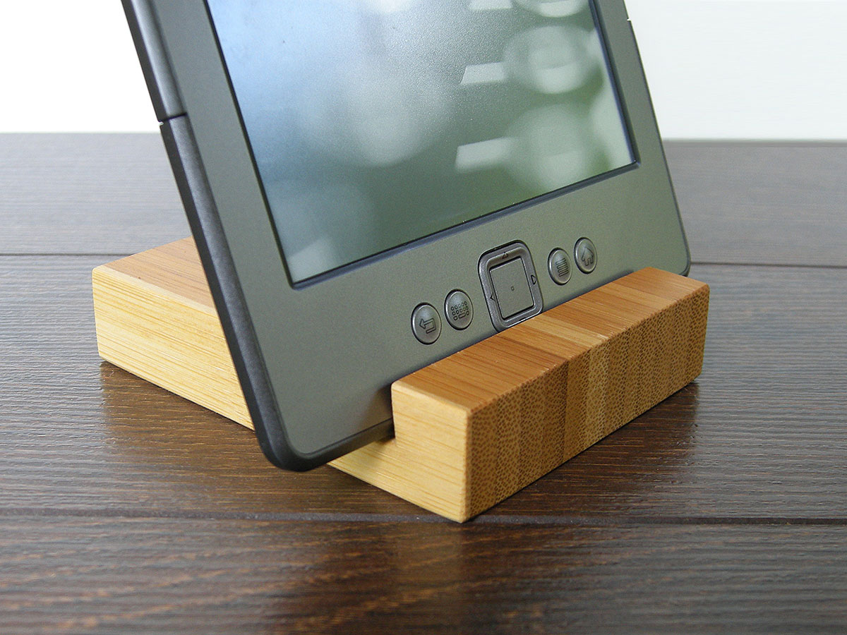 IPad Stand. IPhone Stand. Bamboo Iphone Stand