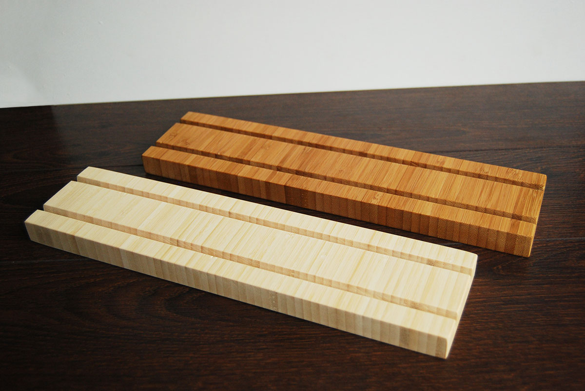 Wood Multiple Business Card Holder. Bamboo Multiple Card Holder ...