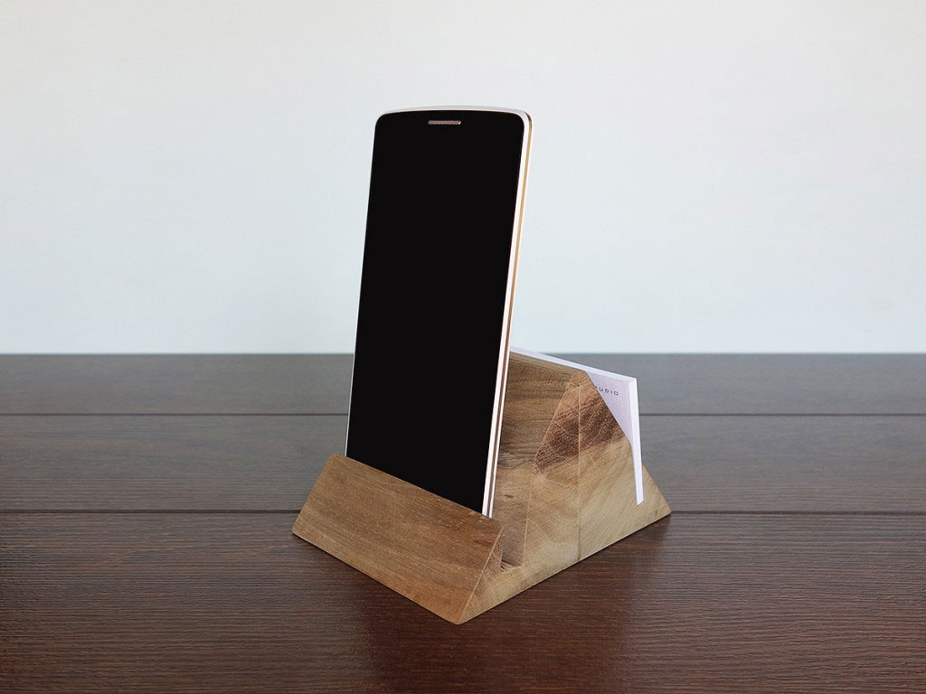 Iphone business card holder image collections free business cards iphone business card holder choice image free business cards wooden stand for iphone kashiori wooden sofa magicingreecefo Images