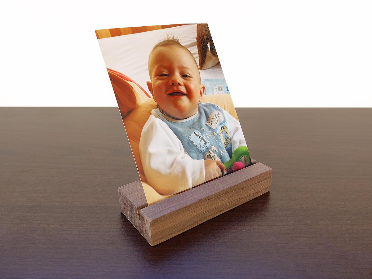 Wood Paper Holder Walnut 01