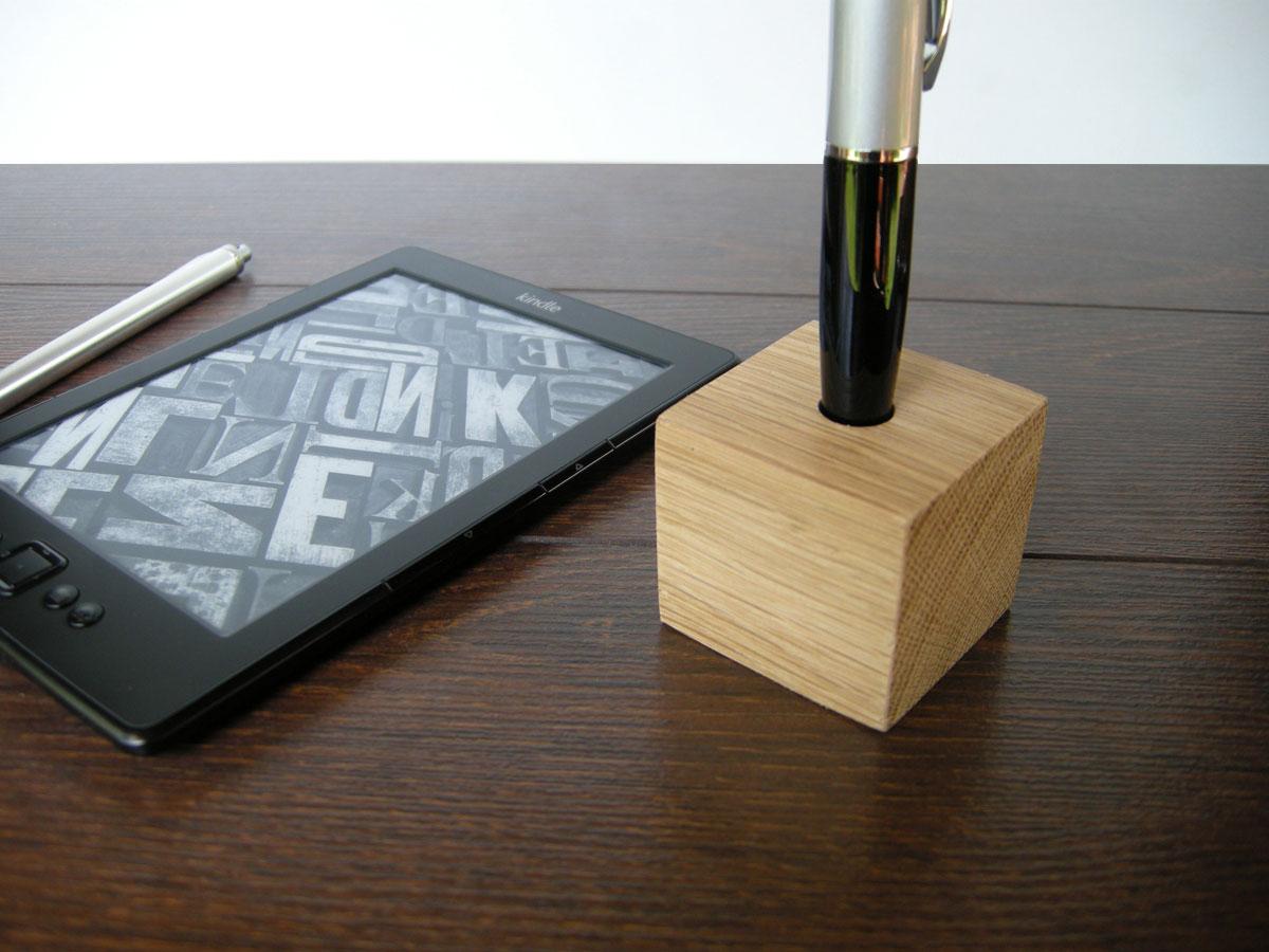 Woo Cube Pen Holder 04