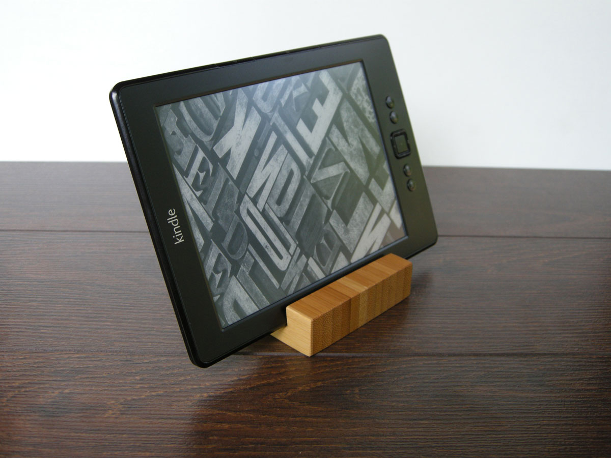 Wood Iphone Stand 97 Bamboo 13